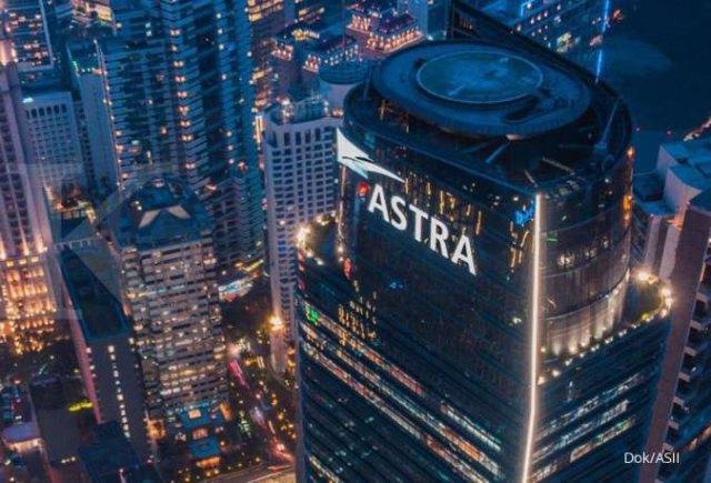 Gedung Astra Internasional