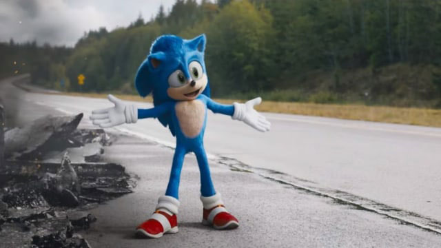 Nonton Sonic The Hedgehog