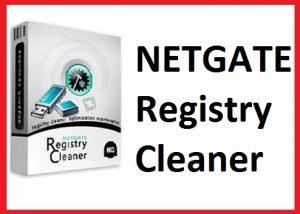 NETGATE Registry Cleaner 18.0.900 Crack With License Key Full 2021