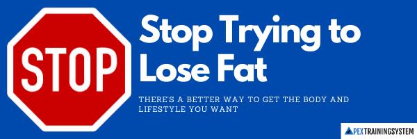 Fat loss is dead