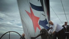 "Still from the short documentary ""The race before the race"" by APZmedia for the 2015 Barcolana edition in Trieste"