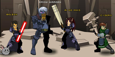 Dwarf Warden