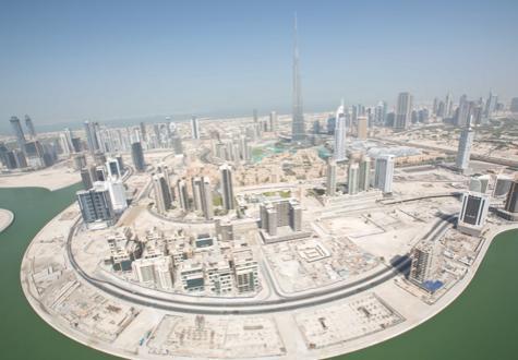 القطاع العقاري في دبي