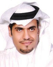 خالد شاكر المبيض