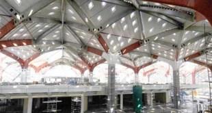 إحدى محطات قطار الحرمين في جدة