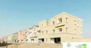 مدينة الملك عبد الله أحياء سكنية