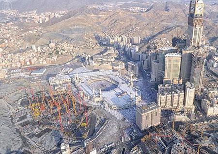 العقار في مكة المكرمة