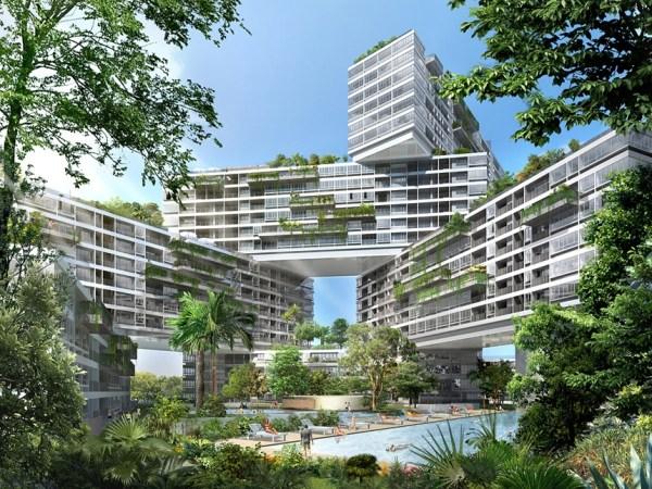 Interlace في سنغافورة