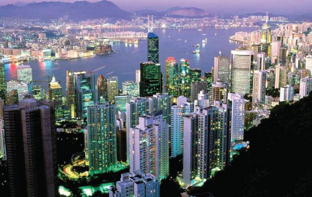 العقارات في هونج كونج