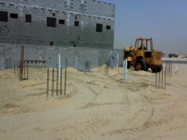 دفن الميدات