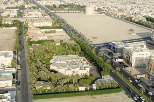 الأبنية الخضراء في السعودية