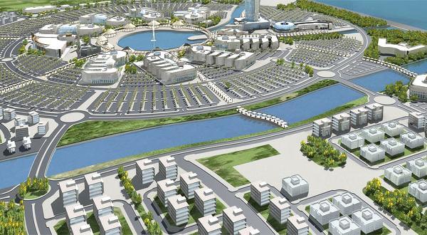 مجمعات سكنية بالمدن الصناعية