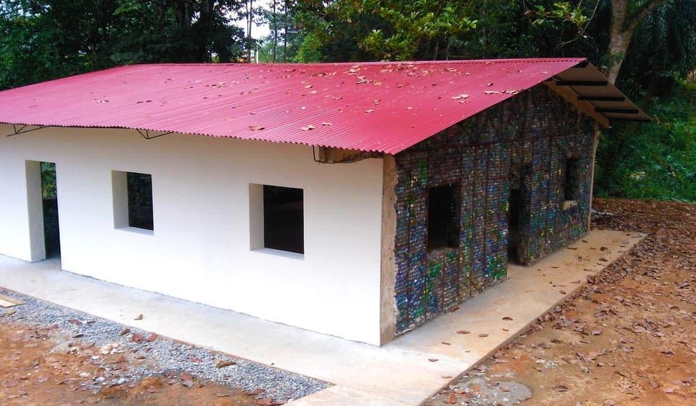 شكل البيوت