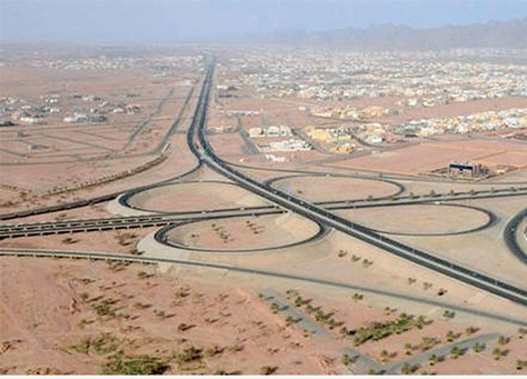 الأراضي البيضاء في السعودية