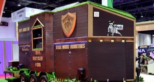 شركة إماراتية تبتكر مادة مصنوعة من الخشب كبديل للخرسانة