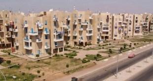 المدن الجديدة في مصر