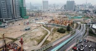 أرض سكنية مقابل 3.2 مليار دولار في هونج كونج