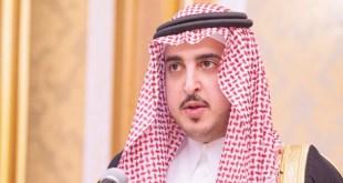 الأمير فيصل بن نواف بن عبدالعزيز أمير منطقة الجوف