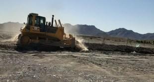إزالة تعديات على أراضي حكومية في المدينة المنورة