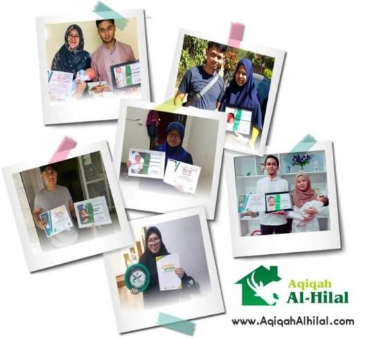Testimoni Jasa Aqiqah Bandung Al Hilal