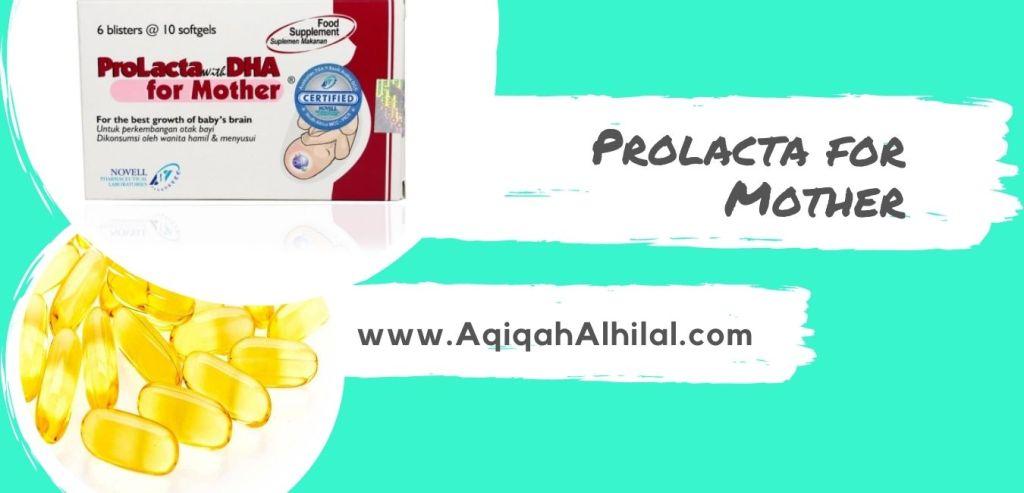Prolacta for Mother