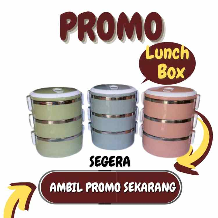 Balibul GRATIS Lunch Box