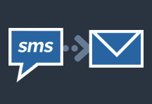 image: SMS to Email