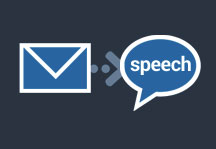 image: Messaging Email to Speech