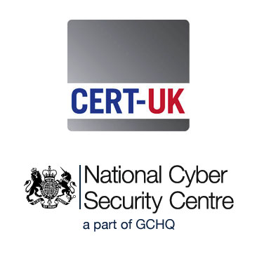images: CERT-UK and CISP