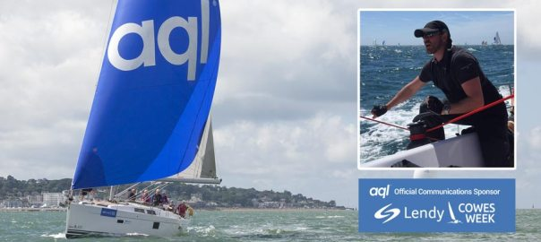 aql strikes five-year sponsorship deal with Lendy Cowes Week