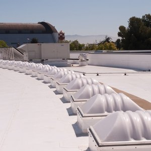 Flat Roof Leak Repair Granite AQS Commercial Roofing Company