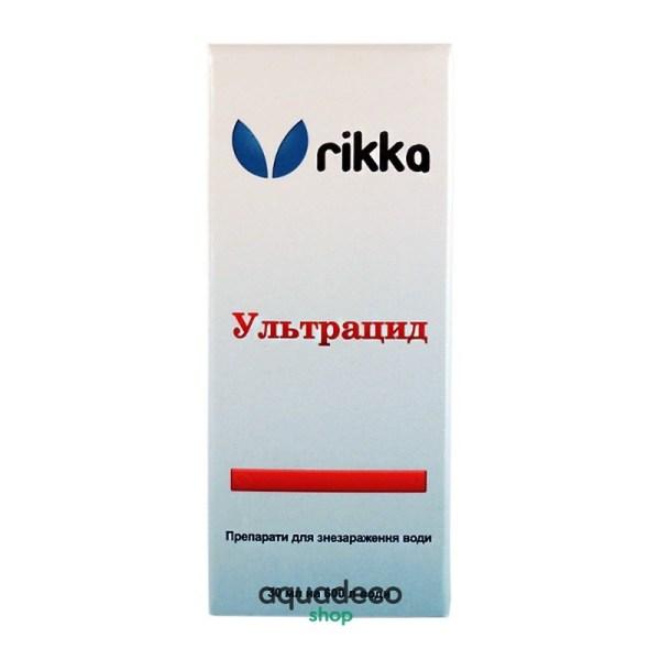 Лекарство для рыб Rikka Ультрацид 30 мл 4820189050292 купить с доставкой