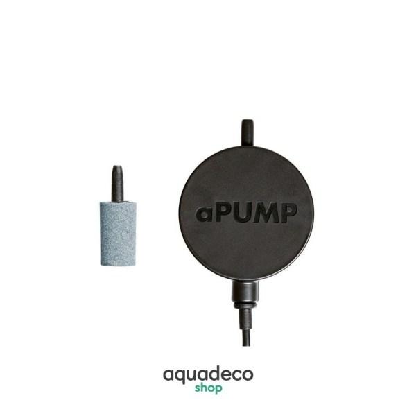 Бесшумный аквариумный компрессор aPUMP                                     для аквариумов до 100л купить а Киеве с доставкой: цена