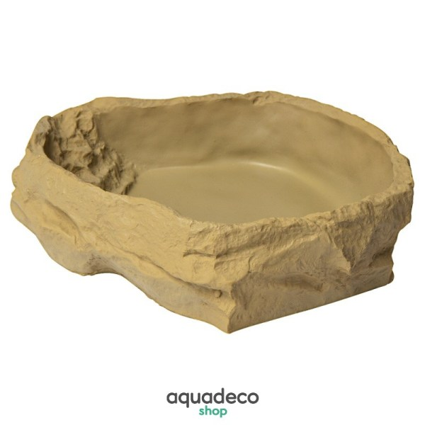 Sera reptil food & water dish L - миска для рептилий 26x23x6