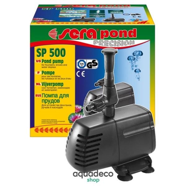 Sera pond pump SP 500 - помпа для фонтанов. 1