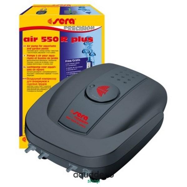 Sera air 550R Pump - воздушная помпа 550 I / h: купить в Киеве с доставкой