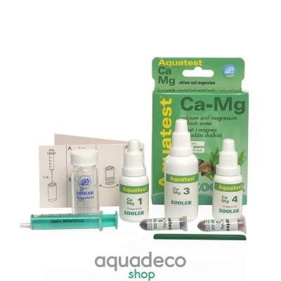 Купить Тест на кальций и магний Zoolek Aquatest Ca-Mg в Киеве с доставкой по Украине