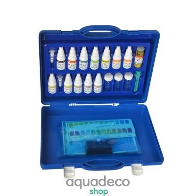 Купить Набор аквариумных тестов (9шт) Zoolek Aquaset 1 Basic в Киеве с доставкой по Украине
