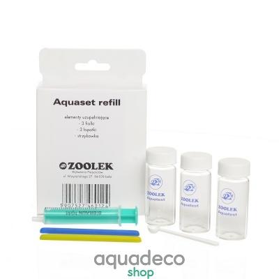 Купить Набор аксессуаров для тестов Zoolek Aquaset 1 BASIC Refill в Киеве с доставкой по Украине