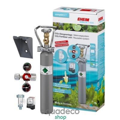 Купить Система CO2 EHEIM CO2SET400 Complete set 500г в Киеве с доставкой по Украине