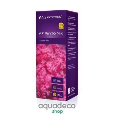 Купить Корм для мягких кораллов Aquaforest AF Phyto Mix 100мл в Киеве с доставкой по Украине