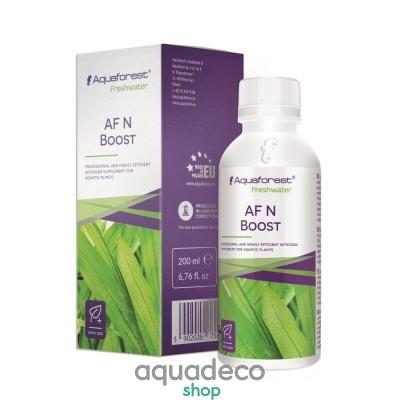 Купить Азотсодержащие удобрения Aquaforest AF N Boost 200мл в Киеве с доставкой по Украине