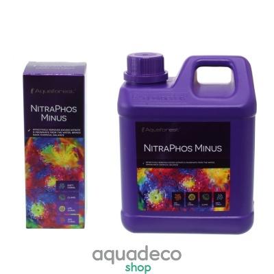 Купить Удаления нитратов и фосфатов Aquaforest NitraPhos minus в Киеве с доставкой по Украине
