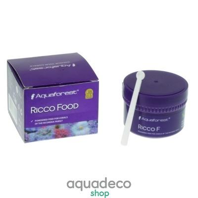Купить Корм для мягких кораллов рикордей Aquaforest Ricco Food 30г в Киеве с доставкой по Украине