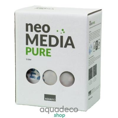 Купить Наполнитель Aquario Neo Media Pure для биофильтрации с нейтральным pH в Киеве с доставкой по Украине