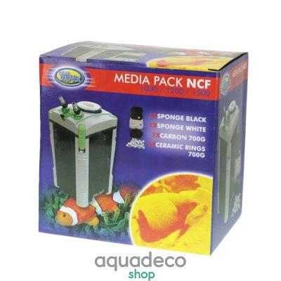 Купить Комплект наполнителей Aqua Nova MPACK 1000-1500 в Киеве с доставкой по Украине