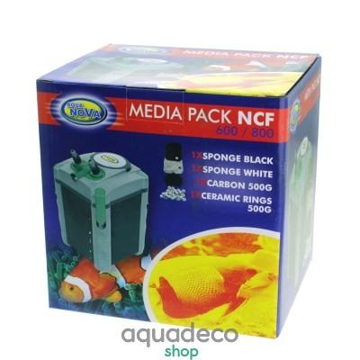 Купить Комплект наполнителей Aqua Nova MPACK 600_800 в Киеве с доставкой по Украине