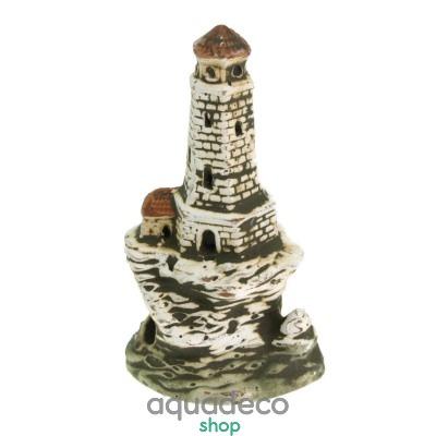 Купить Грот керамический Aqua Nova маяк 15x9см в Киеве с доставкой по Украине