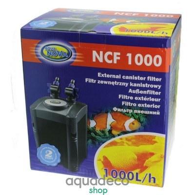 Купить Внешний фильтр Aqua Nova NCF-1000 в Киеве с доставкой по Украине