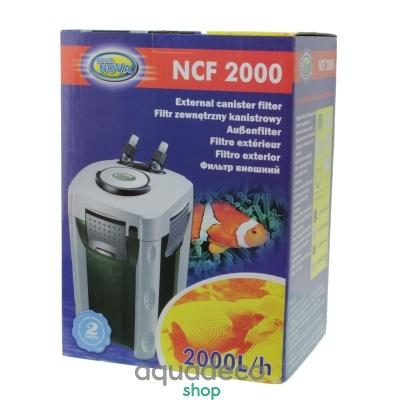 Купить Внешний фильтр Aqua Nova NCF-2000 в Киеве с доставкой по Украине